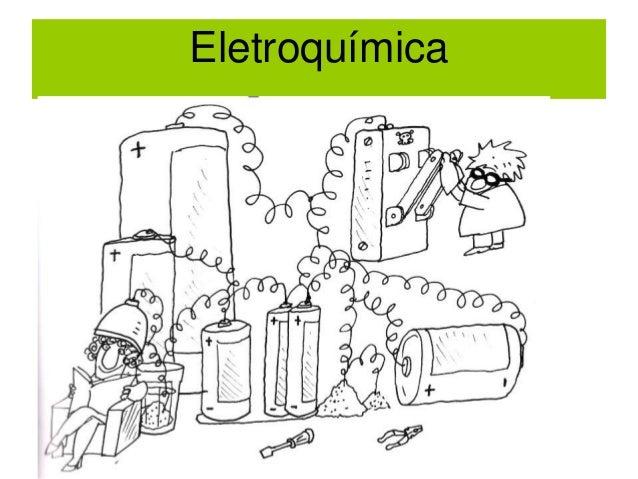 Professora Cláudia Bacchi Eletroquímica