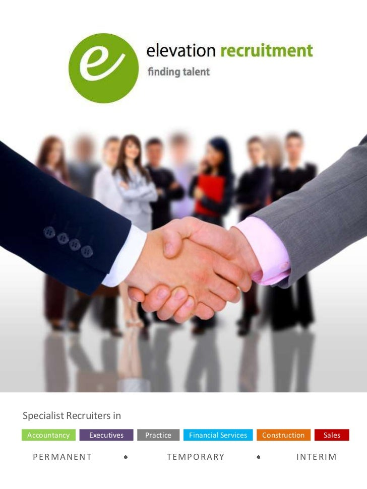 Specialist Recruiters in<br />Accountancy<br />Executives<br />Construction<br />Financial Services<br />Practice<br />Sal...