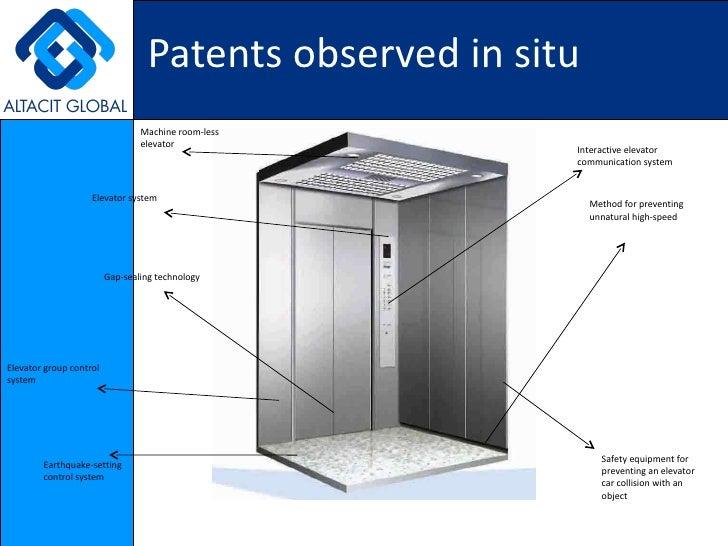 Elevators presentation (altacit template)