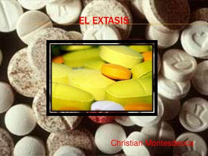 EL EXTASIS      Christian Montesdeoca