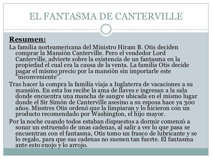 El fantasma de canterville pelicula 2005 online dating 3