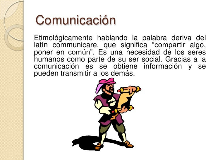 El fenómeno comunicativo i Slide 2
