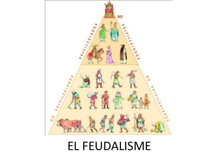 EL FEUDALISME