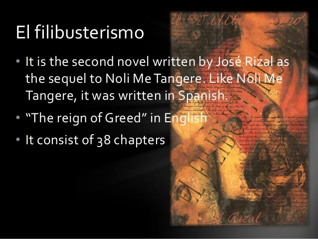 symbols used in noli me tangere by josè rizal essay Noli me tángere is a novel written by josé rizal, one of the national heroes of  the philippines,  early english translations of the novel used titles like an eagle  flight (1900) and the social cancer (1912), disregarding the symbolism of the  title, but the more recent translations were published using the original latin title.