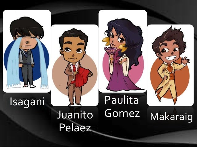 el fili list of characters