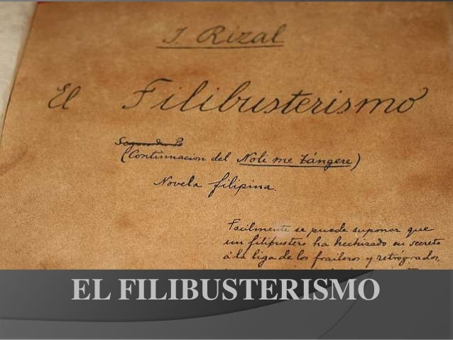 related literature of el filibusterismo El filibusterismo continues the story of crisostomo ibarra in the person of simoun, the rich jeweler, who returns to the philippines after a 13-year old absence.