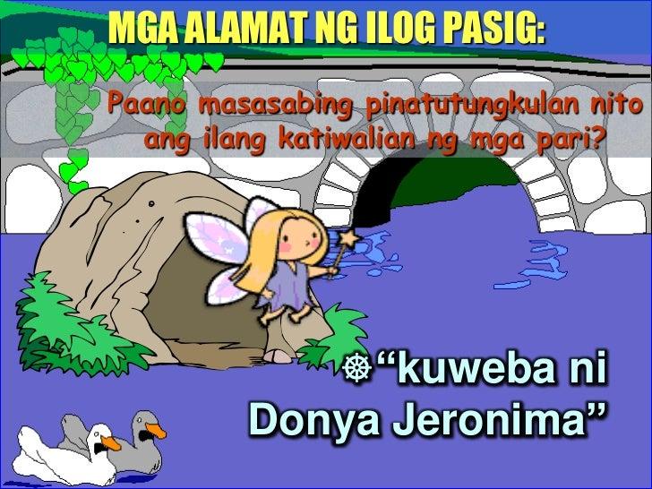Datování larawan ng ilog pasig