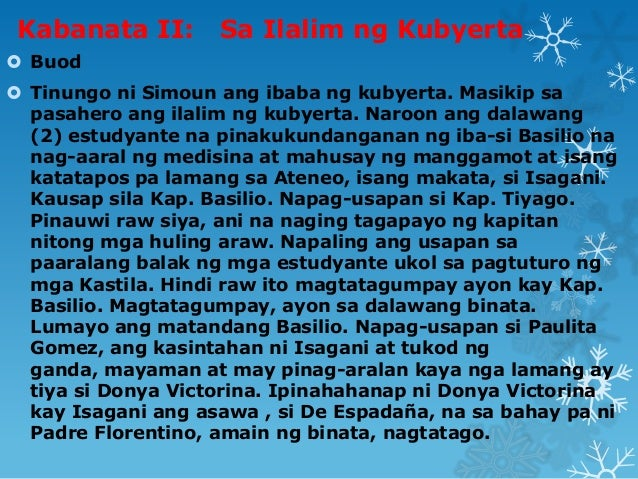 reaksyon sa el filibusterismo Answers - the most trusted place for answering life's.