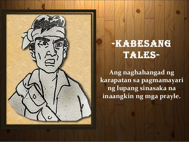 Kabesang Tales