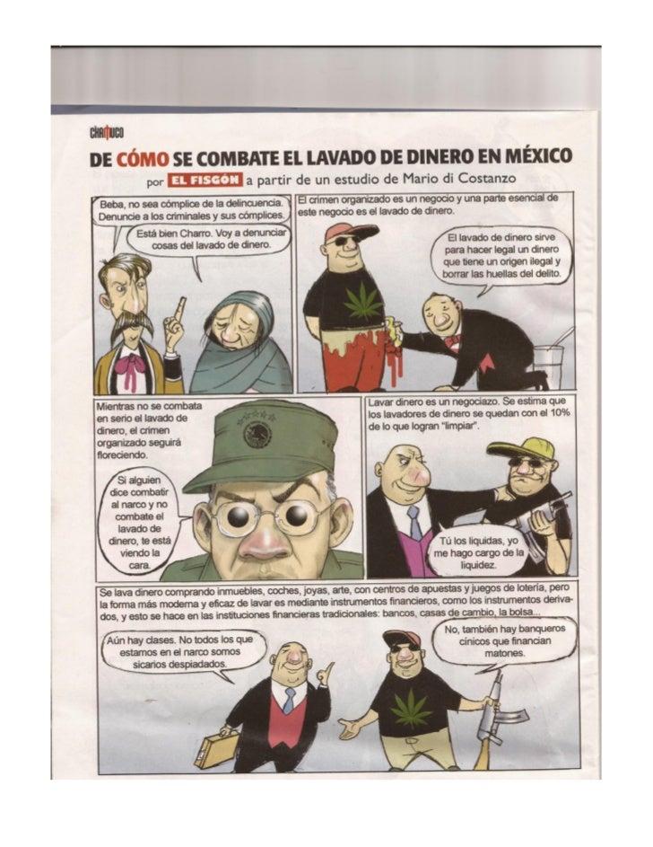 """El Fisgón """"Lavado de Dinero por Mario Di Costanzo"""