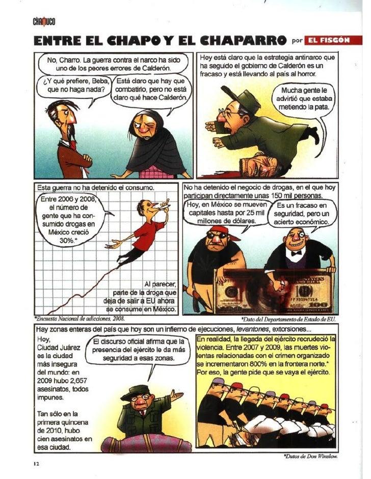 El Fisgon Entre El Chapo Y El Chaparro