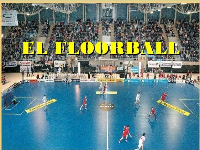 EL FLOORBALLEL FLOORBALL