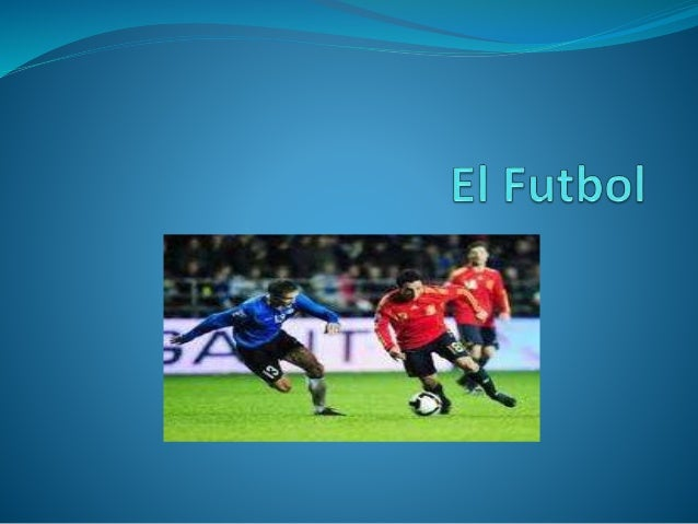 HISTORIA  El fútbol, también llamado futbol, balompié o soccer, es un deporte de equipo jugado entre dos conjuntos de 11 ...