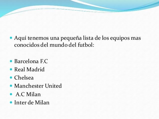  Juventus de Turin  AS Roma  Peñarol (Uruguay)  Boca Juniors  River Plate  Barcelona S.P.C  Club Sport Emelec