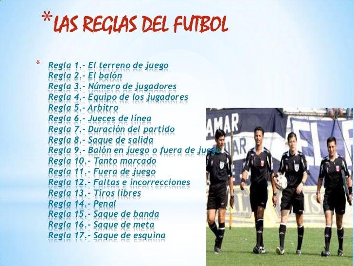 El futbol marcelo chiriboga for 5 reglas del futbol de salon
