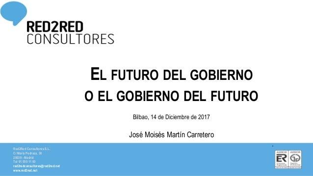 Red2Red Consultores S.L. C/ María Pedraza, 30 28039 - Madrid Tel 91 550 11 00 red2redconsultores@red2red.net www.red2red.n...