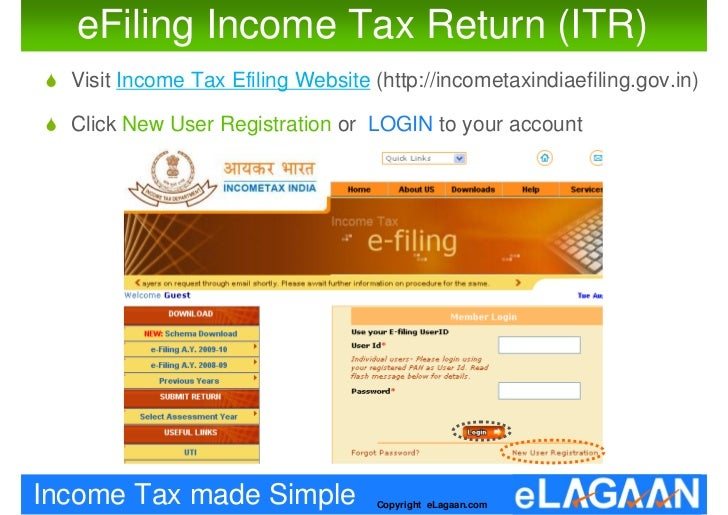 how to get income tax return