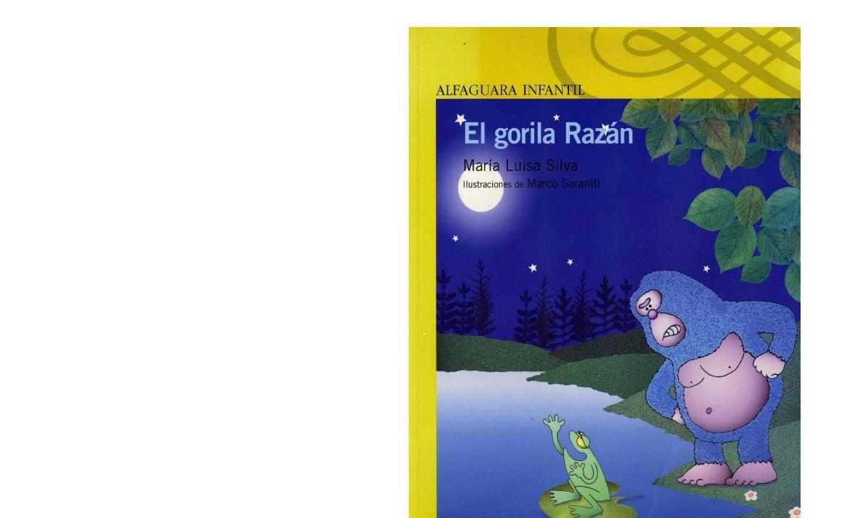 libro el gorila razan pdf gratis