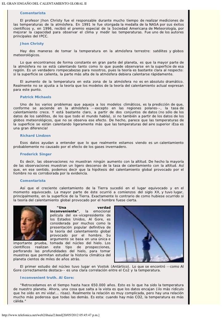 El gran engao del calentaiento global versin pdf 12 urtaz Images