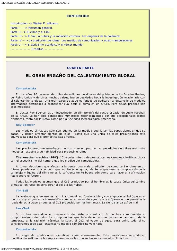 El gran engao del calentaiento global versin pdf 25 urtaz Images