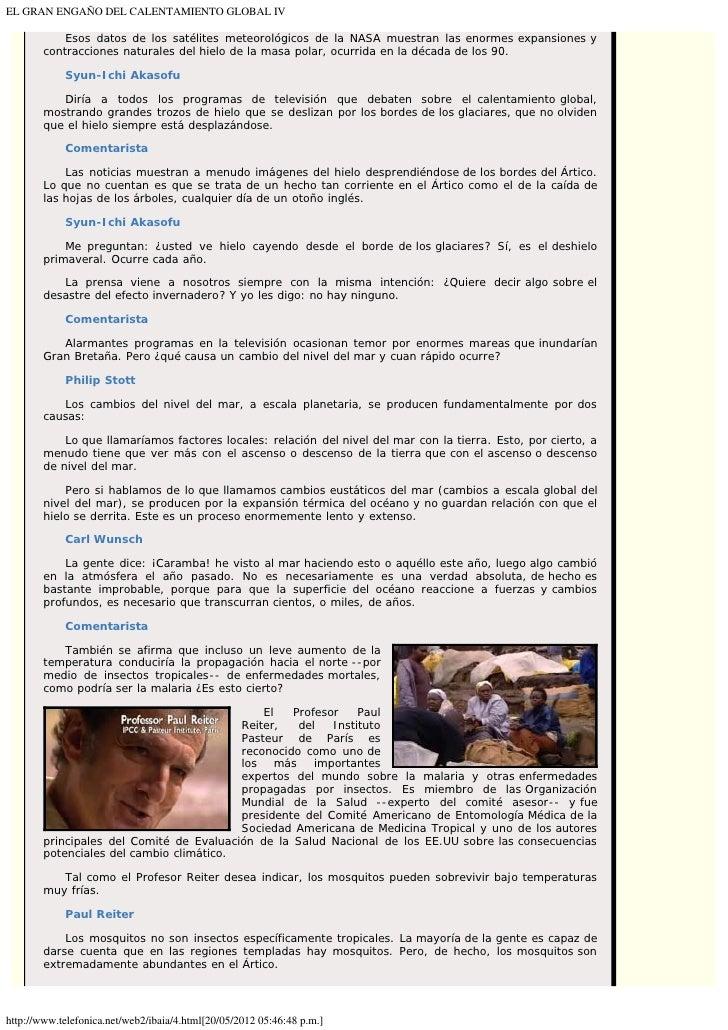 El gran engao del calentaiento global versin pdf 28 urtaz Images