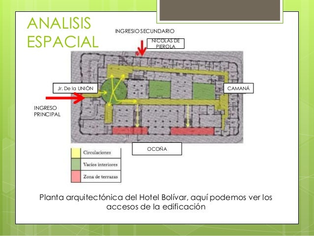 El gran hotel bol var per for Hoteles en planta
