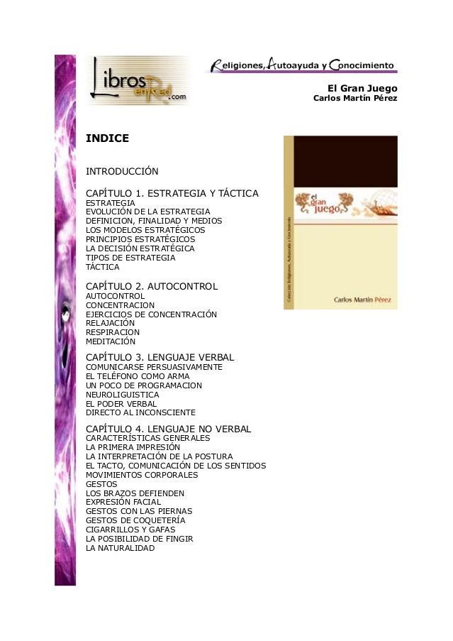 INDICEINTRODUCCIÓNCAPÍTULO 1. ESTRATEGIA Y TÁCTICAESTRATEGIAEVOLUCIÓN DE LA ESTRATEGIADEFINICION, FINALIDAD Y MEDIOSLOS MO...