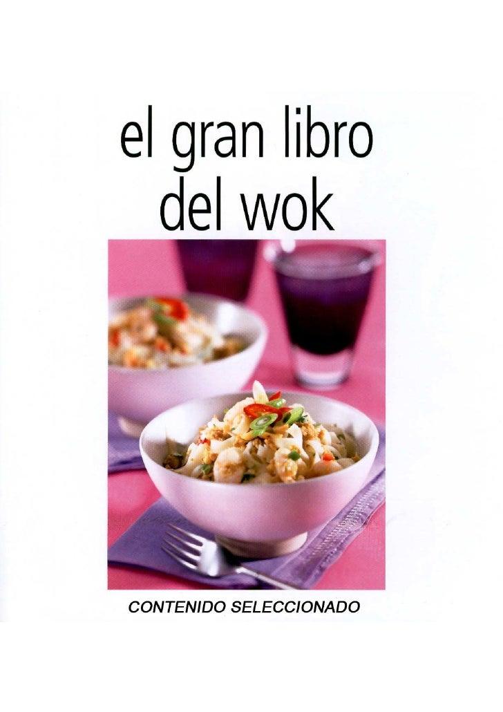 El gran libro de wok