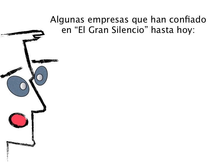 """Adiós y Suerte diapositivas de Joan Junyent Dalmasespodeis descargar los primeros capítulos  de """"El Gran Silencio"""" .pdf a ..."""