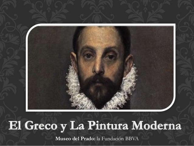 Museo del Prado: la Fundación BBVA