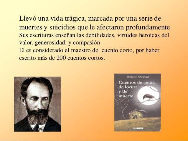 Horacio quiroga cuentos cortos yahoo dating 10