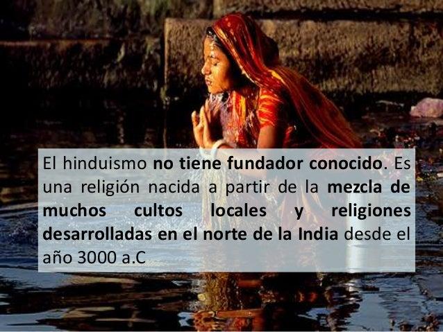 1. Los libros sagradosLos Vedas son los libros sagrados hindúesmás antiguos, aunque en origen erantradiciones orales.Para ...