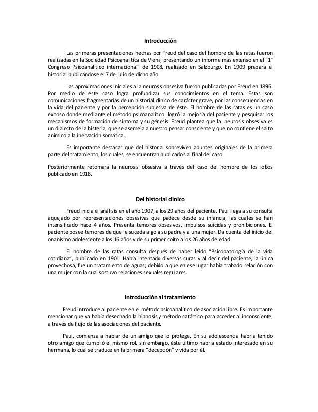 casi clinici freud pdf