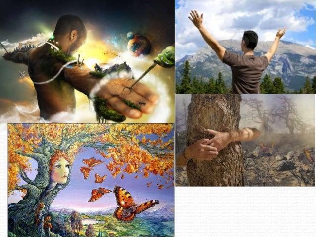 El hombre y la naturaleza