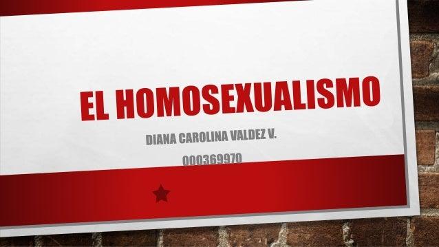 Homosexualismo significado