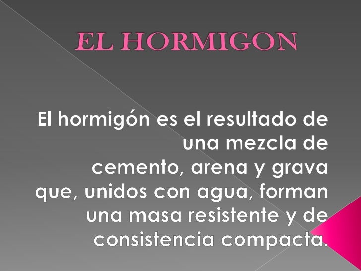 El hormigon for El hormigon encerado es impermeable