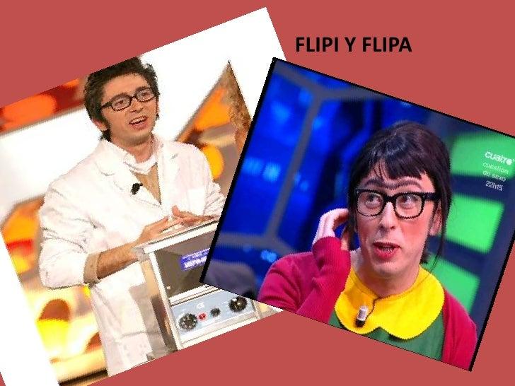 FLIPI Y FLIPA<br />