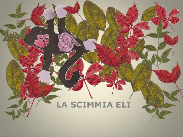 LA SCIMMIA ELI