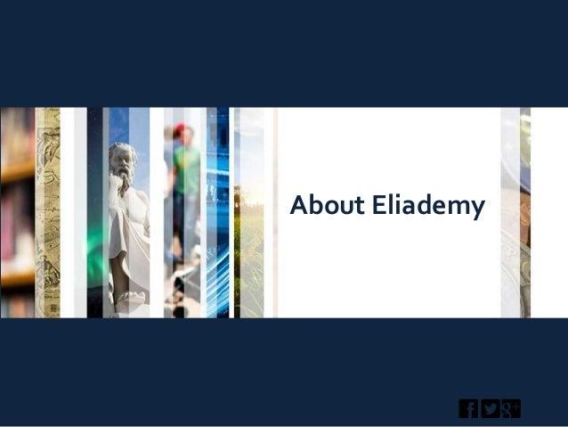 About Eliademy
