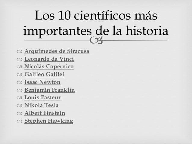 inventores importantes