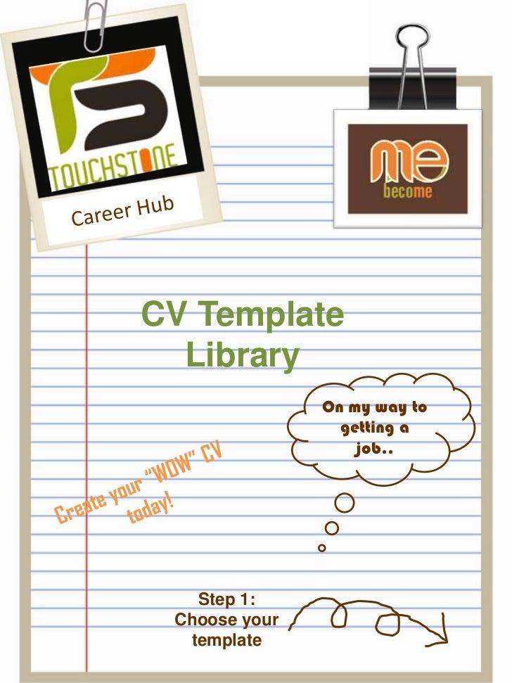 E Library Cv
