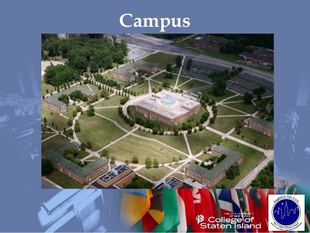 College Of Staten Island Courses
