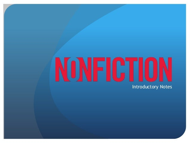 intro to fiction It is essential for a self-publisher to understand the differences between the foreword, preface, and introduction of a book each section plays a vital role in the.