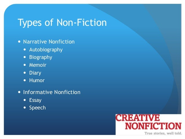 16 nonfiction forms and how to write them