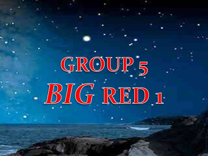 GROUP 5BIG RED 1<br />