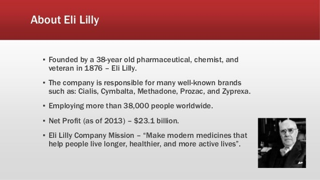 Eli lilly cialis