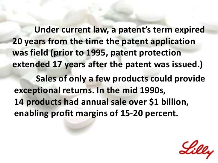 eli lilly and company case solution