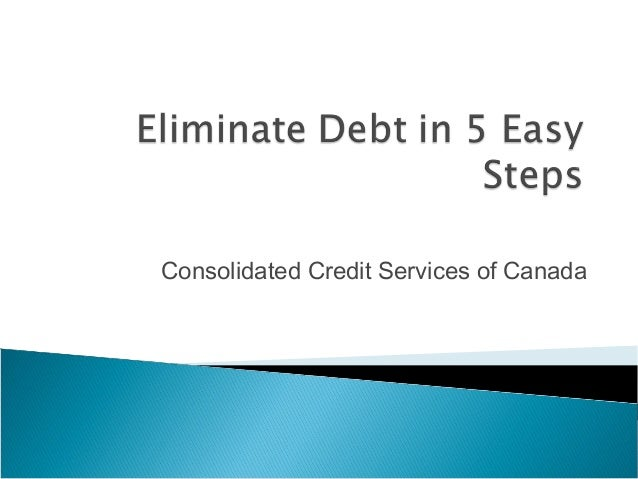 Consolidated Credit Services of Canada