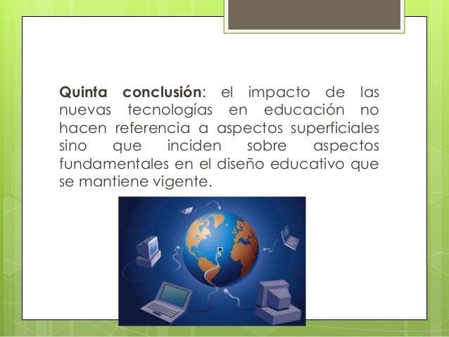 El impacto de las nuevas tecnologías en educación - photo#6