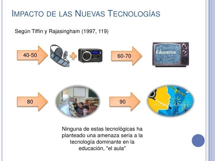 El impacto de las nuevas tecnologias en los centros educativos - photo#4